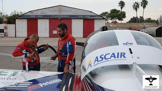 Bild:Luftfahrtveranstaltung Versicherung | ASCAIR Flugzeug Versicherung Luftsportverein