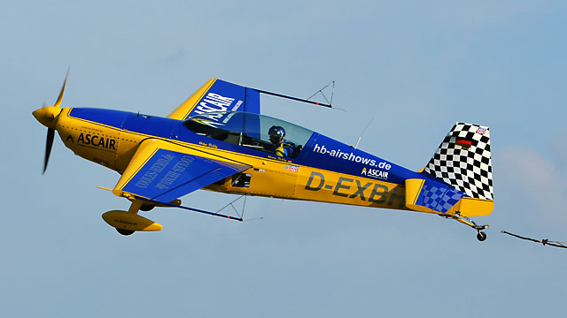 Bild: Haftpflichtversicherungen Privatflieger | ASCAIR Flugzeug Versicherung